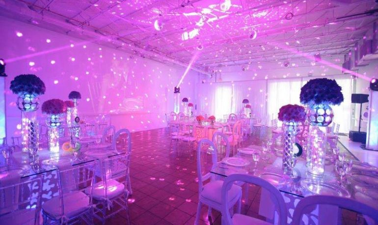 Lighting Rental - Event Rentals Miami - Wedding rentals - Party Rentals