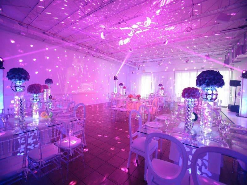 Lighting Rental - Event Rentals Miami - Wedding rentals - Party Rentals