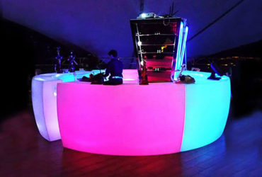 Event rentals in Miami - Lounge furniture rental - Event furniture rental - Led bar rental - Bar rental Miami