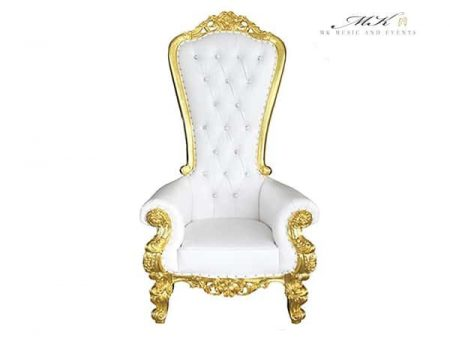 Throne Rental - Event Rentals Miami - Wedding rentals - Party Rentals
