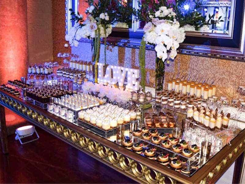Wedding Rentals in Miami - Sweetheart table