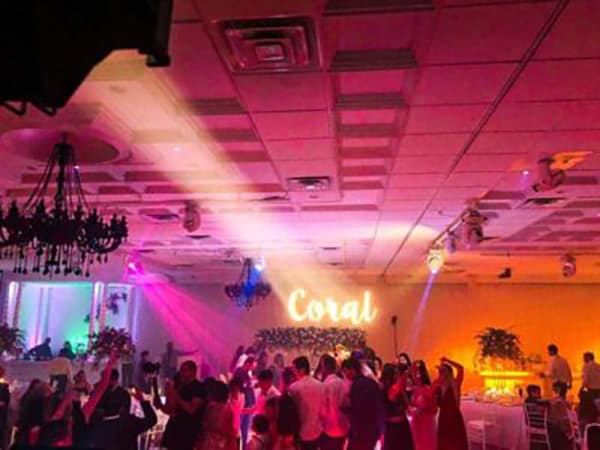 Lighting rental Miami