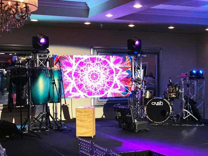 Event rentals in Miami | Led Screen Rental Miami | Stage | Lighting | Special Effects | Truss |