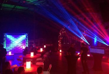 Event rentals in Miami - Dj, lighting, effects