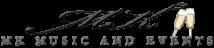 Mkmusicandevents Logo