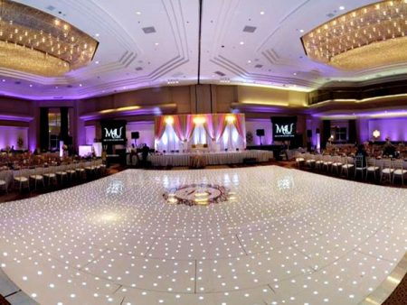 Star Light Dance floor rental Miami- Event Rentals Miami - Wedding rentals - Party Rentals