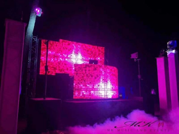 DJ, Lighting & Effects