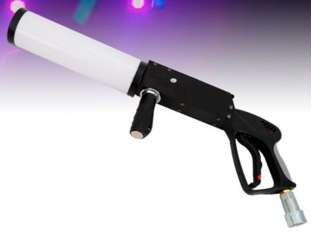 LED CO2-GUN This LED CO2 PARTY GUN