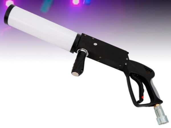 LED CO2-GUN This LED CO2 PARTY GUN